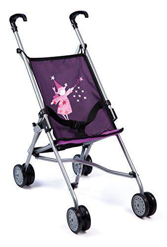 bayer design 3011200 puppen buggy lila beliebte spielzeuge. Black Bedroom Furniture Sets. Home Design Ideas