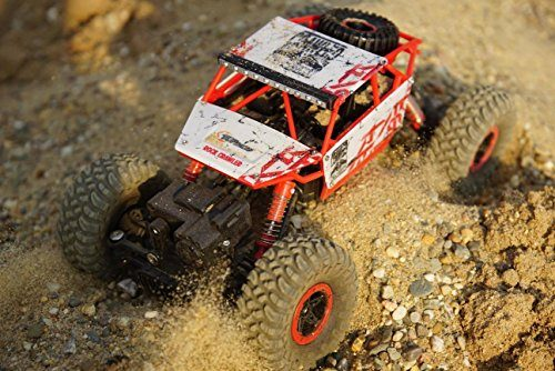 top race remote control rock crawler rc monstertruck 4wd. Black Bedroom Furniture Sets. Home Design Ideas