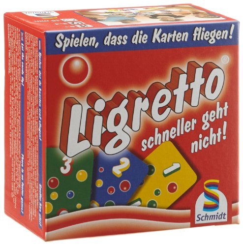 Ligretto Spielanleitung