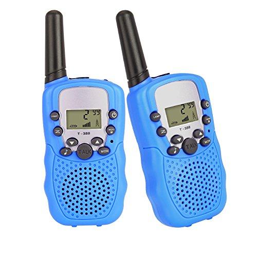 2 x funkger t walkie talkie handfunkger t von outry 3km. Black Bedroom Furniture Sets. Home Design Ideas