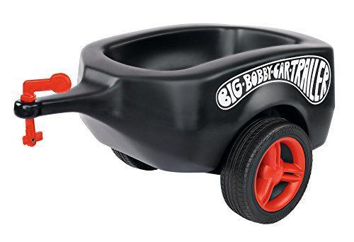 big 800056274 bobby car trailer fulda schwarz beliebte. Black Bedroom Furniture Sets. Home Design Ideas