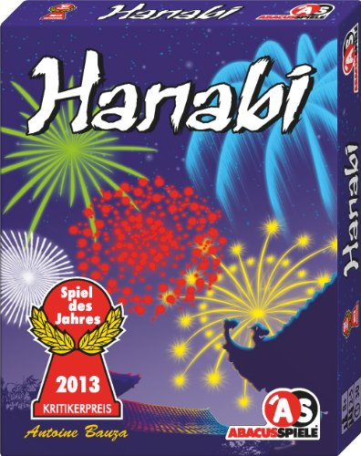 Hanabi Spielanleitung