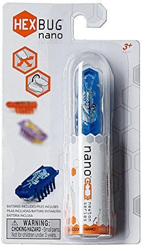 hexbug 50109801 nano blister robotertierchen ab 3 jahren elektronisches spielzeug. Black Bedroom Furniture Sets. Home Design Ideas