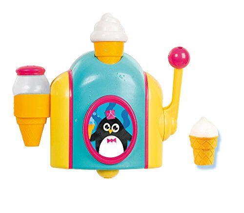 hochwertiges badespielzeug f r kinder ab 18 monate tomy wasserspielzeug schaumeismaschine. Black Bedroom Furniture Sets. Home Design Ideas