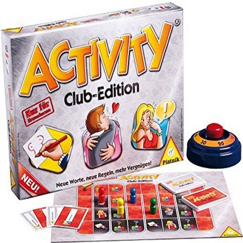 Activity 18 Begriffe