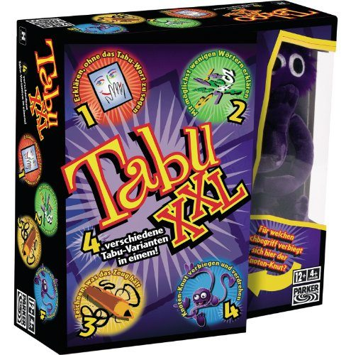 Tabu Xxl Spielanleitung