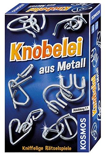 Metall Knobelspiel Lösung