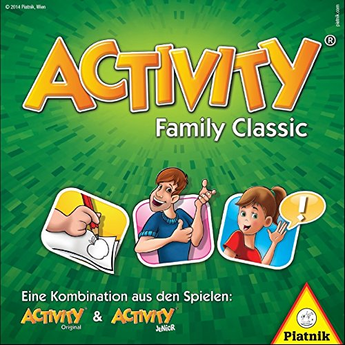 Activity Junior Spielanleitung