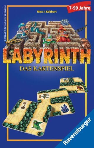 Labyrinth Kartenspiel
