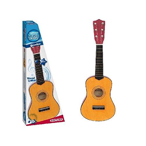 bontempi 215520 musikinstrument klassische gitarre aus holz 55 cm beliebte spielzeuge. Black Bedroom Furniture Sets. Home Design Ideas
