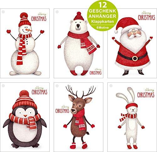 25er pack geschenkanh nger frohe weihnachten ca 52 x 74 mm verschiedene motive anh nger. Black Bedroom Furniture Sets. Home Design Ideas