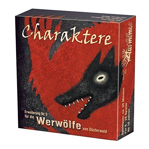 Spielanleitung Werwolf