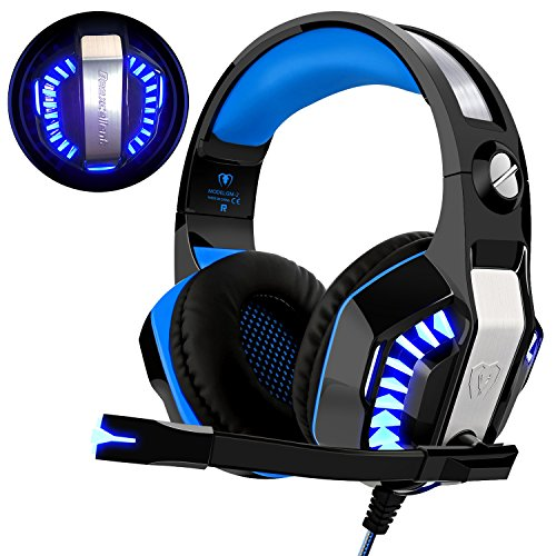 gaming headset f r ps4 xbox one pc beexcellent. Black Bedroom Furniture Sets. Home Design Ideas