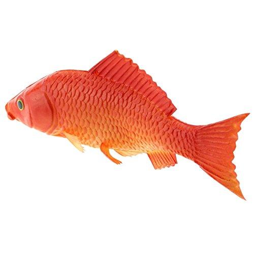 Gresorth f lschen rot karpfen k nstlich fisch dekoration for Deko fische plastik