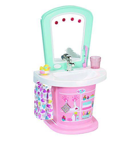 baby born 824078 waschbecken wasser fun puppe zubeh r beliebte spielzeuge. Black Bedroom Furniture Sets. Home Design Ideas