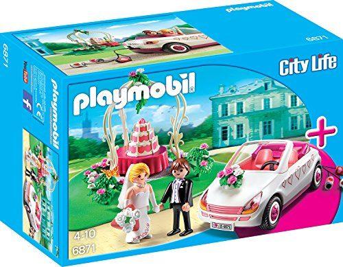 starterset hochzeit - playmobil 6871 - beliebte spielzeuge