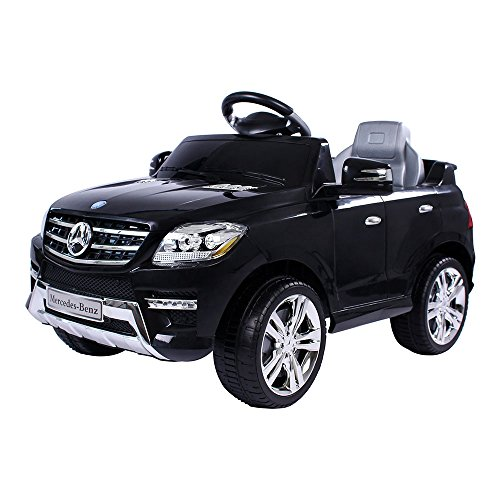 mercedes benz ml kinder auto elektroauto kinderauto. Black Bedroom Furniture Sets. Home Design Ideas