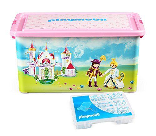 aufbewahrungsbox xl prinzessinnen  playmobil 064662