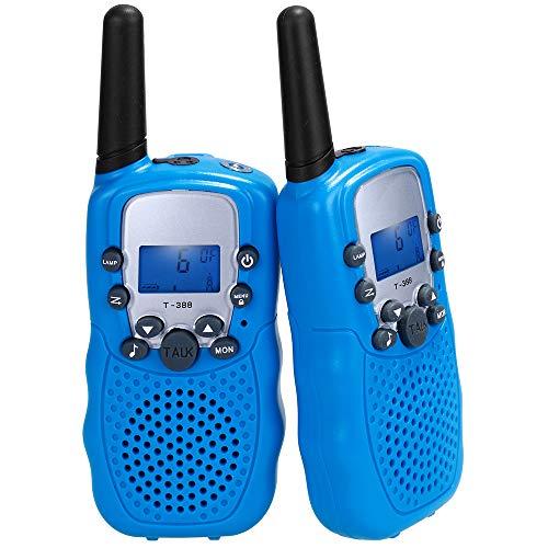 lictin walkie talkie funkger te kinder 3km reichweite 8. Black Bedroom Furniture Sets. Home Design Ideas