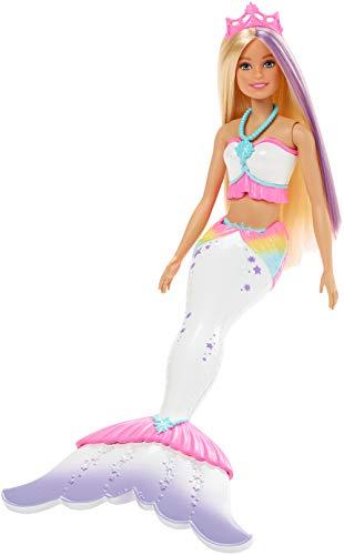 Crayola Farbzauber Meerjungfrau Puppe Mit Abwaschbaren Crayola