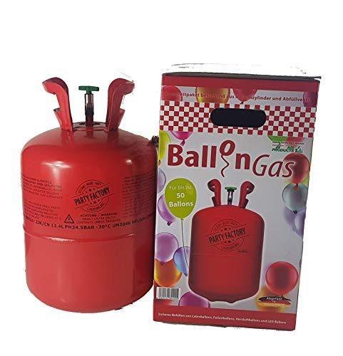 helium ballon gas einweg f r ballons 0 42 qm. Black Bedroom Furniture Sets. Home Design Ideas