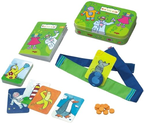 HABA - 2571 - Dosenspiel Fang Mich - Beliebte Spielzeuge